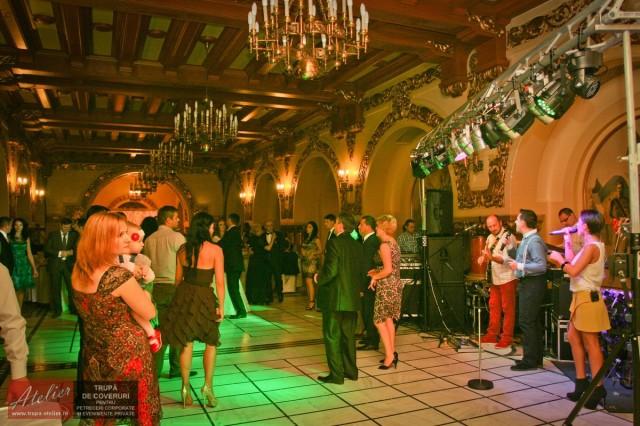 Formatie nunta CCA Sala Bizantina