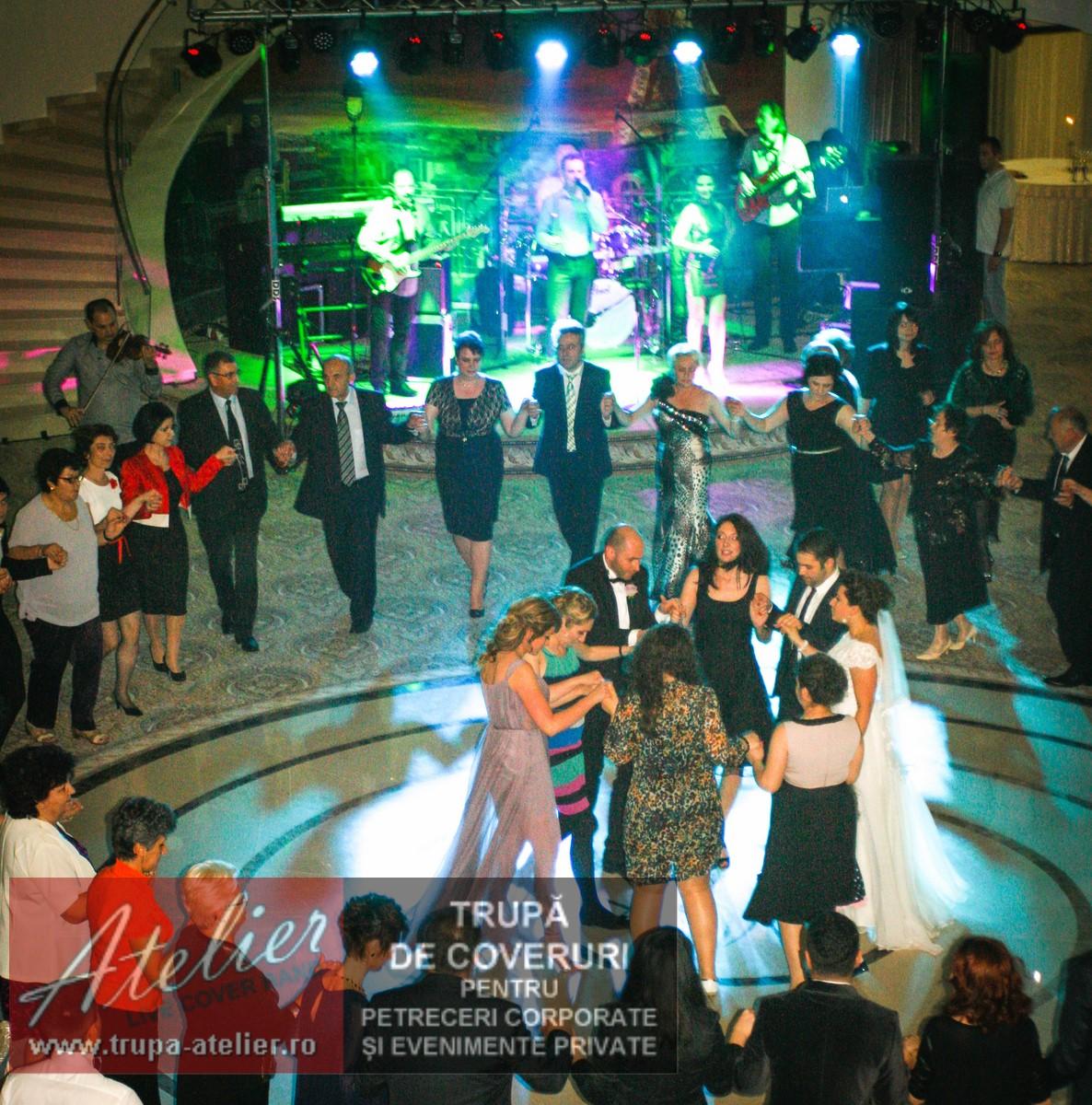 Formatie nunta Bucuresti Militari Ballroom