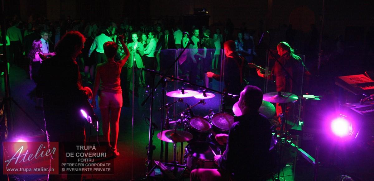 Trupă petreceri de firma Cluj