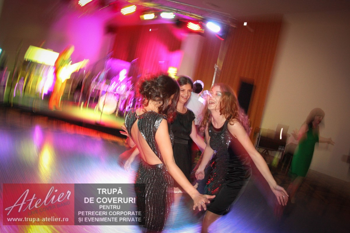 Trupa party corporate