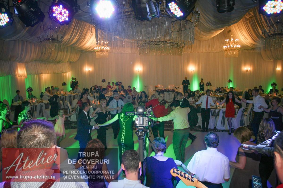 Formatie nunta Salon du Mariage