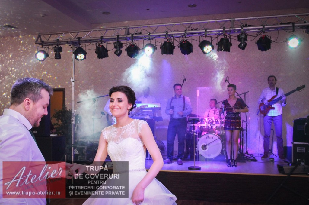 Formatie nunta Rin Grand Hotel Otopeni