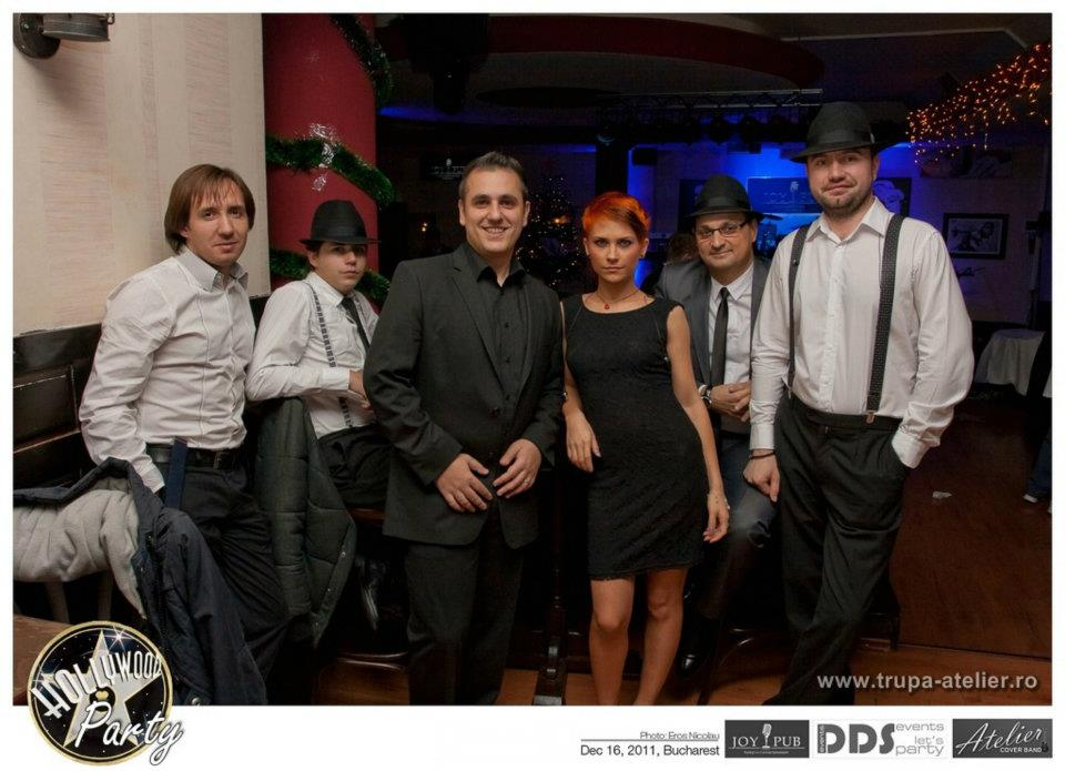 Trupa corporate party