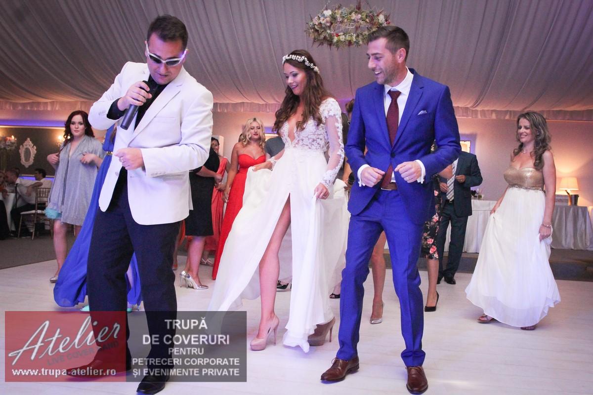 Poze Nuntă La Versailles Weddings Buonavista Sibiu 30 August 2014