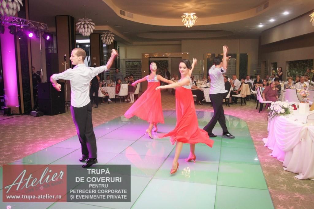 Dansatori nuntă: Vertigo Danceteam
