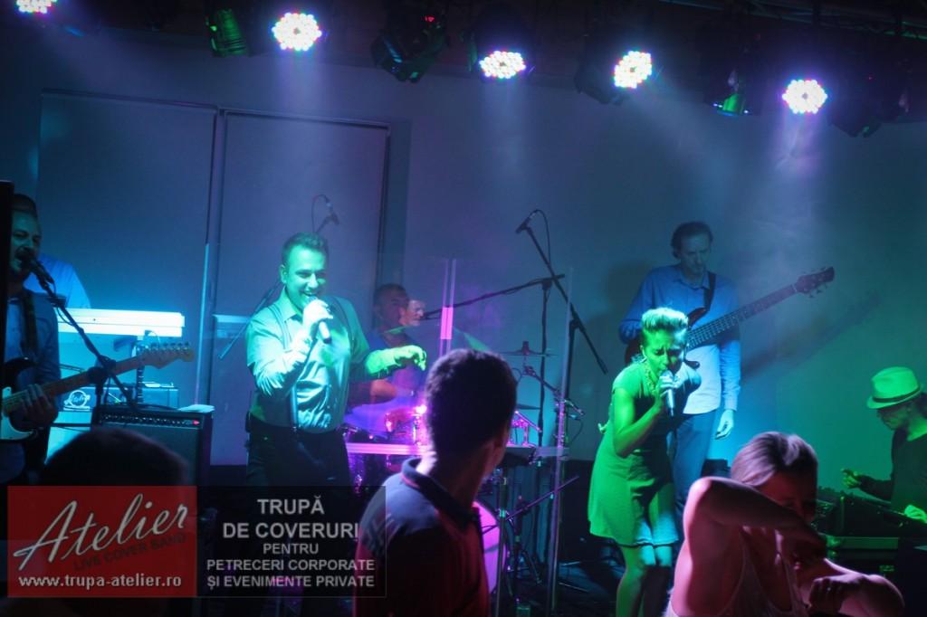 Trupa petrecere de firmă Poiana Brasov