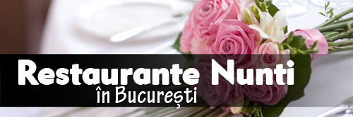 lista restaurante nunti bucuresti