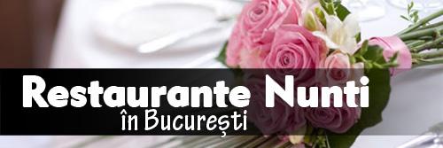 lista restaurante nunti bucuresti