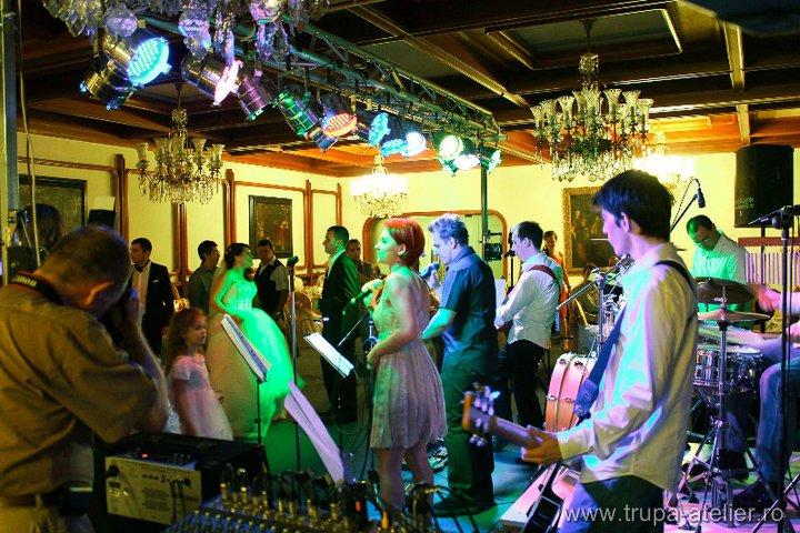 nunta club floreasca