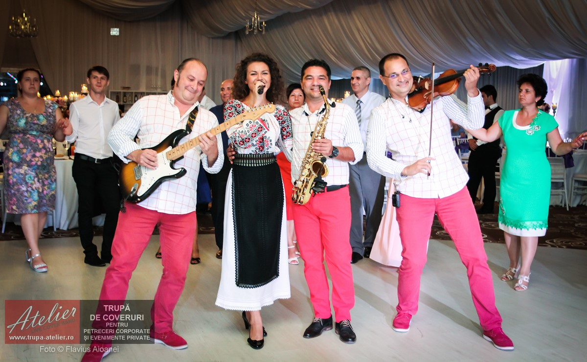 trupa-nunta-Salon du Mariage Saftica IMG_0295