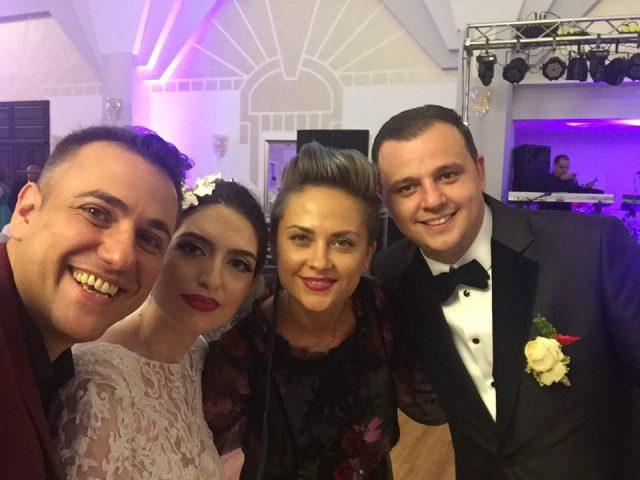 mihaela-paris-selfie-nunta