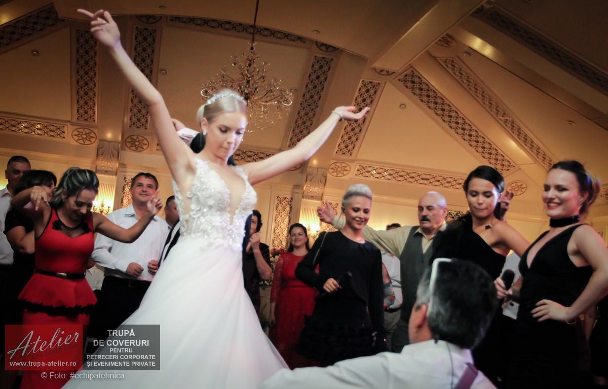 Fotografii Nuntă La Casa Cu Stuf Brăila 1 Septembrie 2018 Trupa